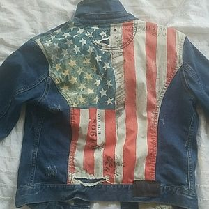 Converse All Star Denim Jacket